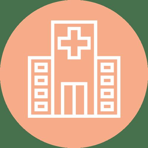 hospitales y hoteles