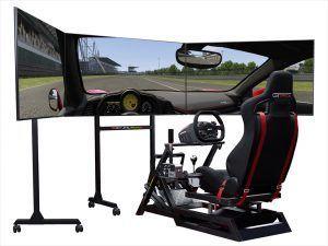 simulador conduccion