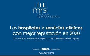 hospitales y servicios clinicos monitor de reputacion sanitaria